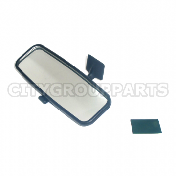 FORD KA MODELS 96 TO 06 INTERIOR REAR VIEW MIRROR  + ADHESIVE DOUBLE SIDED PAD